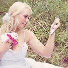 Alice gets married by Debbie Lourens