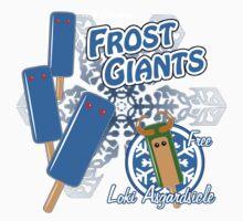 Tasty Frost Giants Kids Tee
