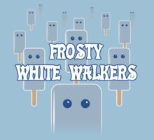 Frosty White Walkers T-Shirt