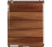 Wooden iPad iPad Case/Skin