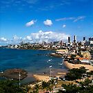 Beach in Salvador / Brazil [ iPad / iPod / iPhone Case ] by Mauricio Santana
