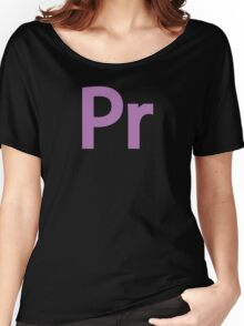 Premiere Pro Women's Relaxed Fit T-Shirt