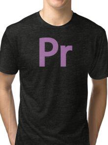 Premiere Pro Tri-blend T-Shirt