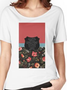 Buffy It's terribly simple Women's Relaxed Fit T-Shirt