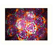 Kaleidoscope 4 Art Print