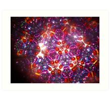 Kaleidoscope 5 Art Print