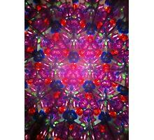 Kaleidoscope 6 Photographic Print