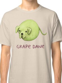Grape Dane Classic T-Shirt