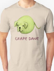 Grape Dane Unisex T-Shirt