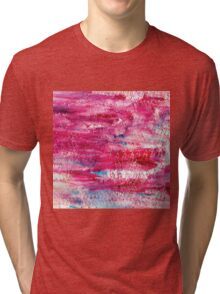Smudge Tri-blend T-Shirt