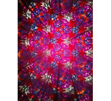 Kaleidoscope 8 Photographic Print