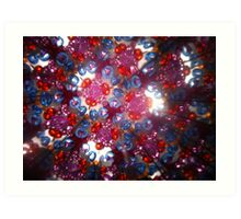 Kaleidoscope 9 Art Print
