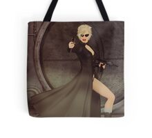 Spy Girl Tote Bag