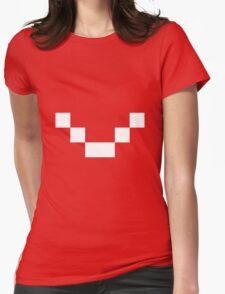Pixel V Shirt Womens Fitted T-Shirt