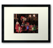 Peanuts' Christmas Framed Print