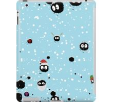 Soot Christmas Time iPad Case/Skin
