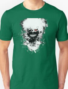 Tokyo Ghoul - The Eyepatch Ghoul (Black Version) Unisex T-Shirt