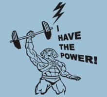 He-Man Workout (1) Baby Tee
