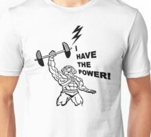 He-Man Workout (1) Unisex T-Shirt