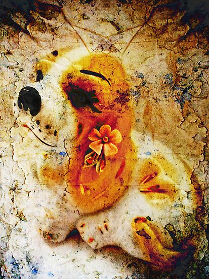 Golden Basset. by Vitta