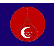 Water Empire logo Photographic Print