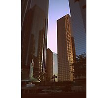 Downtown Los Angeles Photographic Print