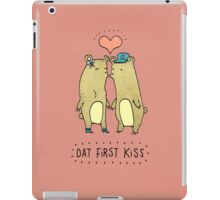 Dat First Kiss iPad Case/Skin