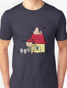 Earthbrown: A Boy and his Saturn 2.0 T-Shirt
