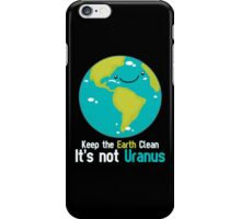 Uranus iPhone Case/Skin