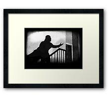 Sithferatu Framed Print