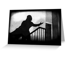 Sithferatu Greeting Card
