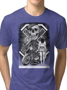 Winya No. 38 Tri-blend T-Shirt