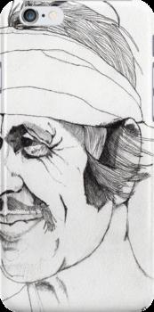 Charles Bronson by Paul  Nelson-Esch