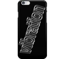 Vibration iPhone Case/Skin