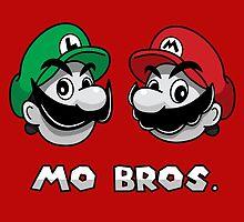 Mo Bros. by Haragos