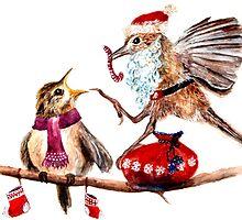 Santa by AnnaShell