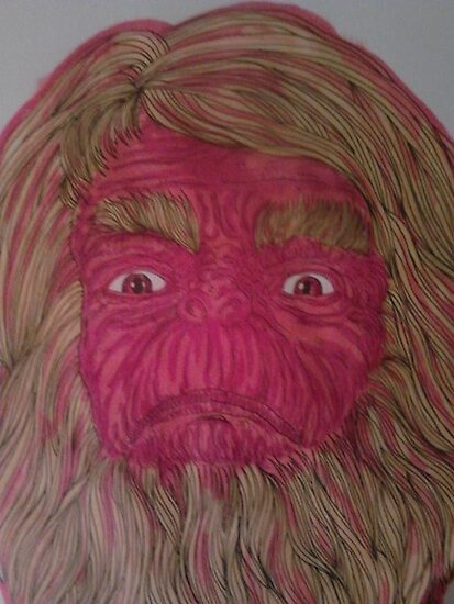 Planet Of The Apes:Retro by TypH