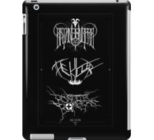 Best Ever Death Metal Bands Out Of Denton iPad Case/Skin