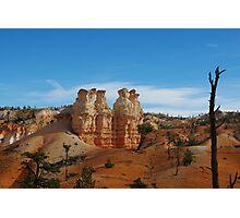 """Committee of pondering rock giants"" Photographic Print"