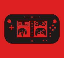 Nintendo Controller History Kids Clothes