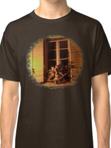What teddy bears do in the night Classic T-Shirt