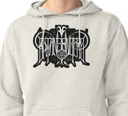 Best Ever Death Metal Bands Out Of Denton Pullover Hoodie