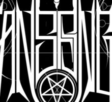 Best Ever Death Metal Bands Out Of Denton Sticker