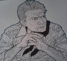 Charlie Sheen by TypH