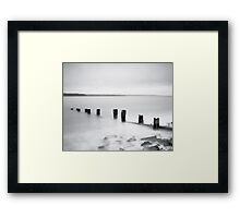 Crow Point Framed Print