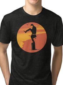 Silly Karate Tri-blend T-Shirt