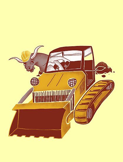 Bulldozin' by Jonah Block