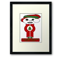 Jingle Balls Framed Print