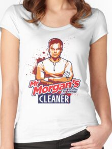 Morgan's Kill Room Cleaner Women's Fitted Scoop T-Shirt
