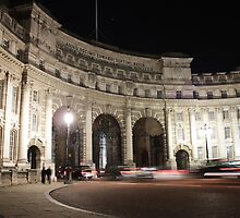 Admiralty Arch, London, England, UK * by Justin Mitchell